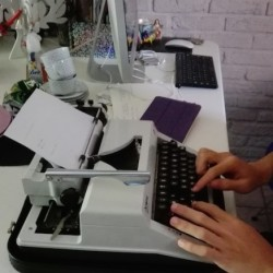 Dag 2452: Typemachine