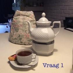 Dag 2455: Tea Topics Vraag 1