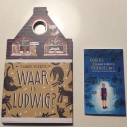 Boekenweek: Kinderboekenweek 2016- aankopen