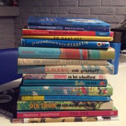 Boeken: Kinderboekenweek 2016- gelezen
