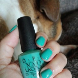NOTD 14 maart 2017: My Dogsled Is a Hybrid (OPI)