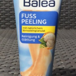 Review: Balea Fuss Peeling