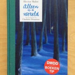 Boeken: Alleen op de wereld