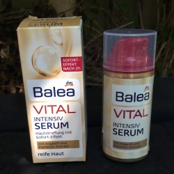 Review: Balea Vital Intensiv Serum