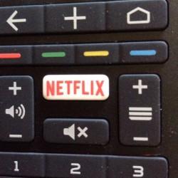 Dag 2733: Netflixknop