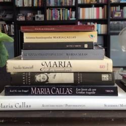 Lezen&Luisteren: Maria Callas biografieën