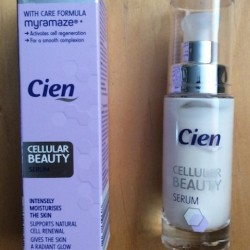 Review: Cien Cellular Beauty Serum