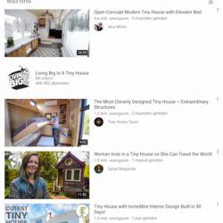 Dag 2788: Tiny House