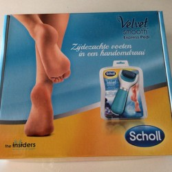 Review: Scholl Velvet Smooth Express Pedi