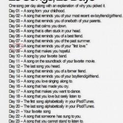 Dag 2817: 25 Songs, 25 Days (8)
