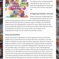 Dag 2835: Nationale Kringloopdag 2017