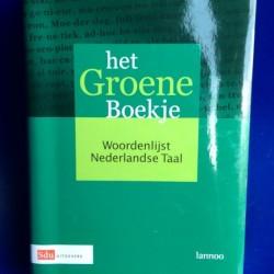Lezen&Luisteren: het Groene boekje