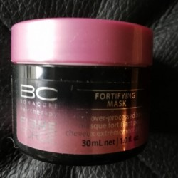 Review: Bonacure Fibre Force Fortifying Mask