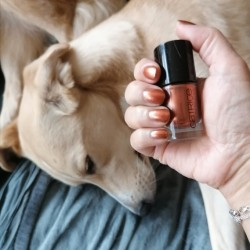 NOTD 13 november 2020: Copper Cabana (Catrice)