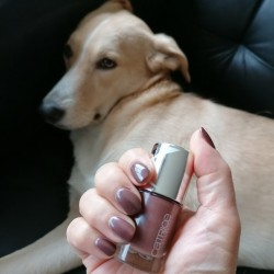 NOTD 16 november 2020: Wood You Follow Me? (Catrice)