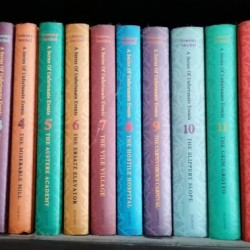 Lezen&Luisteren: A series of Unfortunate Events