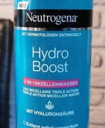 Review: Neutrogena Hydro Boost 3-in-1 Mizellenwasser