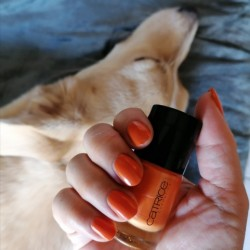 NOTD 3 januari 2021: Wild, Wild, West-side (Catrice)