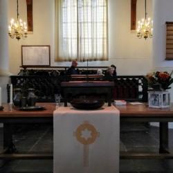 Dag 4046: Kerkdienst