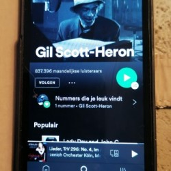 Lezen&Luisteren: Gil Scott-Heron