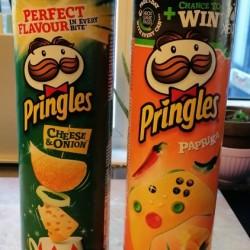 Eten&Drinken: Pringles