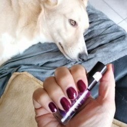 NOTD 15 januari 2021: Purple Dream (Catrice)