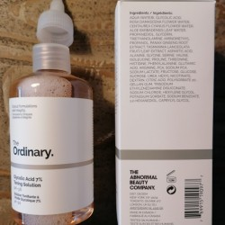 Review: The Ordinary Glycolic Acid 7% Toning Solution