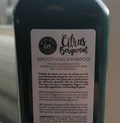 Review: Garden Goods Citrus Bergamot Smoothing Shampoo