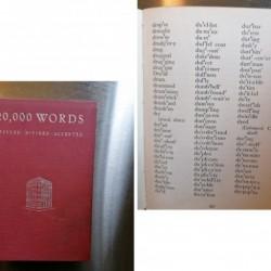Lezen&Luisteren: 20.000 woorden