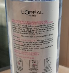 Review: l'Oréal Micellair Water
