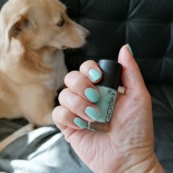 NOTD 24 april 2021: Miss Minty (GOSH)