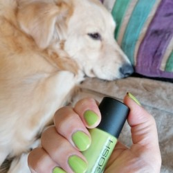 NOTD 26 april 2021: Early Green (GOSH)