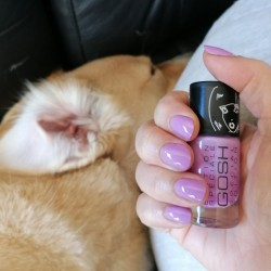 NOTD 27 april 2021: Misty Mauve (GOSH)