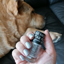 NOTD 4 mei 2021: Holographic Hero (GOSH)