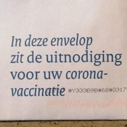 Dag 4165: Vaccinatie