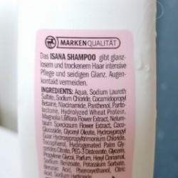 Review: Isana Seidenglanz Shampoo