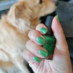 NOTD 17 september 2021: Object of Envy (Color Club)