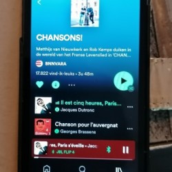 Lezen&Luisteren: Chanson!