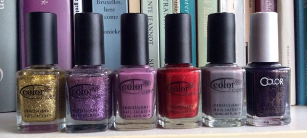 Sultry, Tru Passion, Uptown Girl, Velvet Rope, Wild Orchidee, You're So Vain