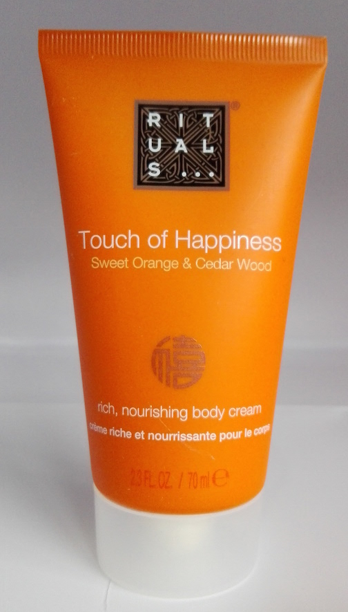 review rituals touch of happiness body cream meducijn. Black Bedroom Furniture Sets. Home Design Ideas