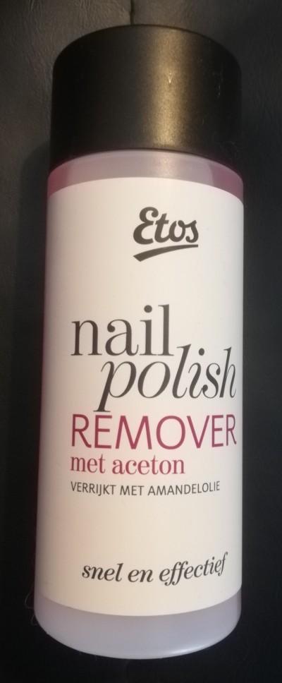 Review Etos Nail Polish Remover Met Aceton Meducijn